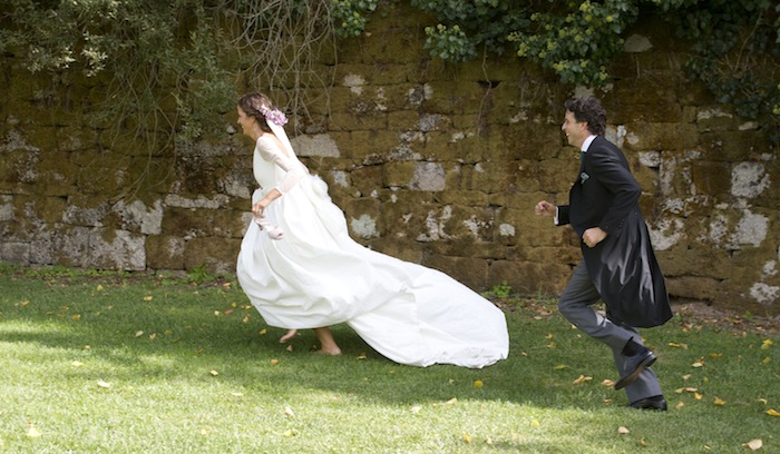 Una boda gallega y asturiana