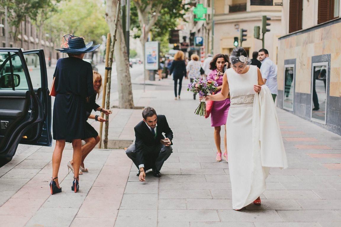 la boda de Alejandra y Gonzaga en La Muñoza