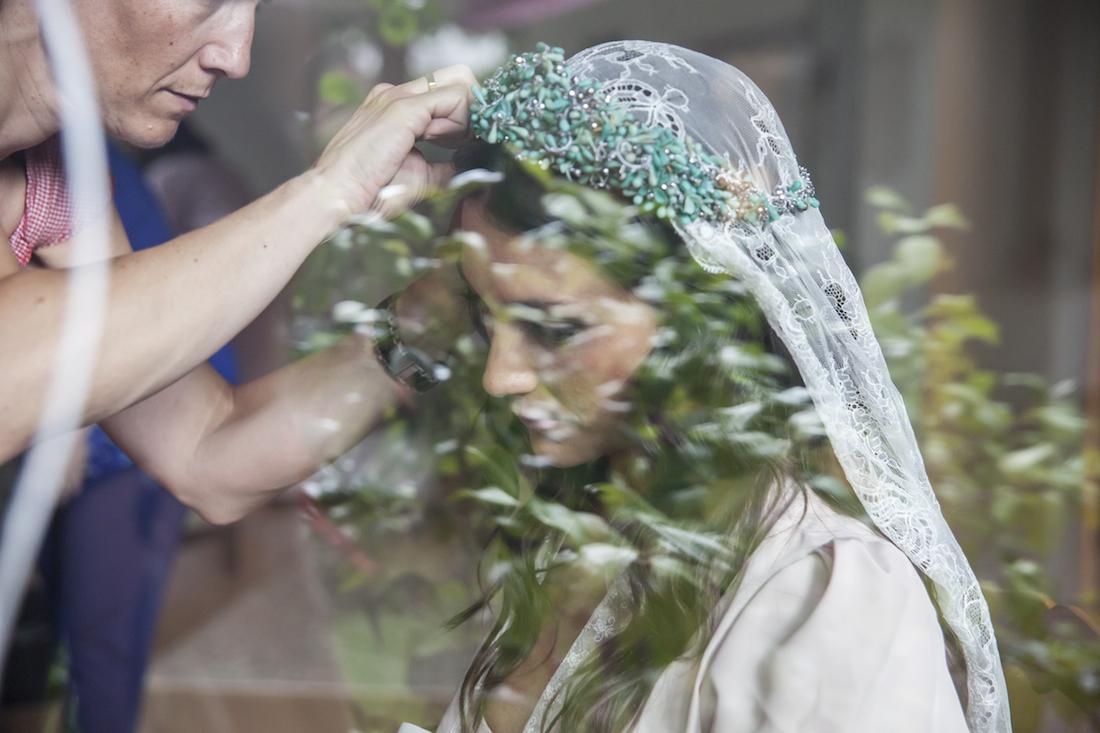 una boda en la rioja