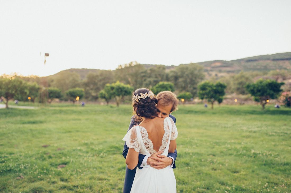 la boda de Charo