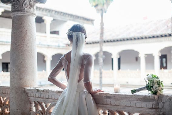 El Vestido de Novia de Cristina