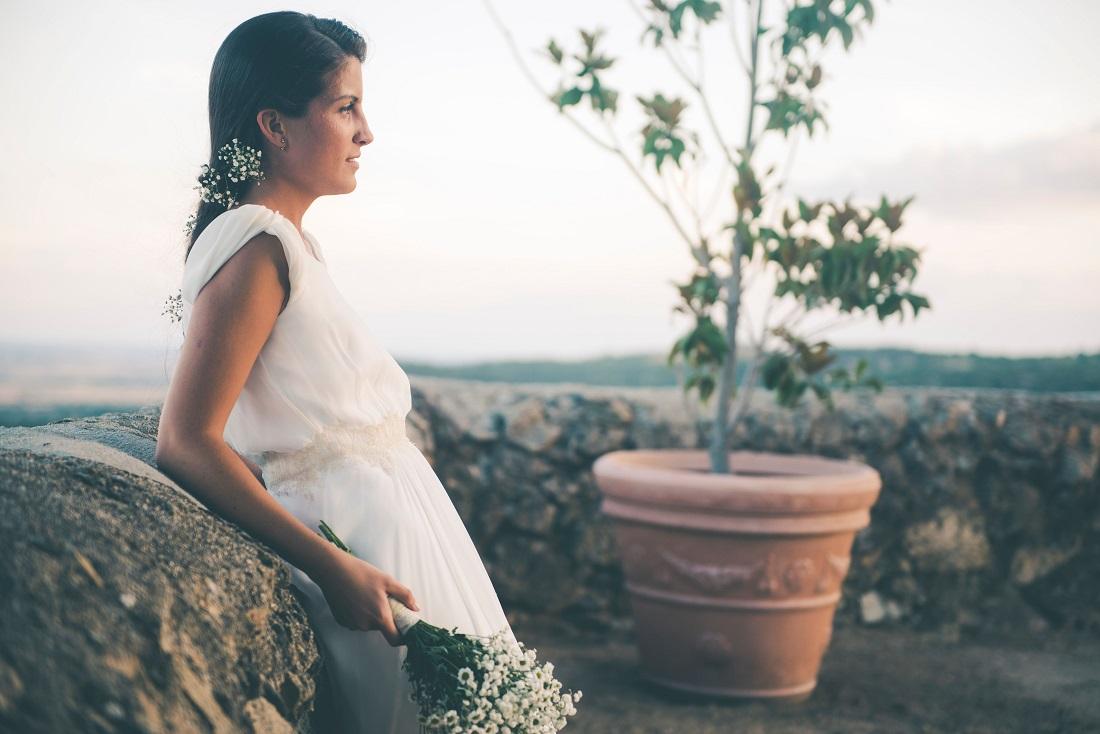 la boda de Isabel