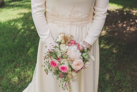 La boda de Lucía