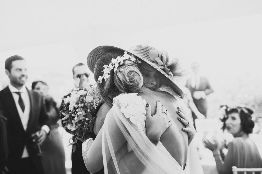 La boda de Claudia