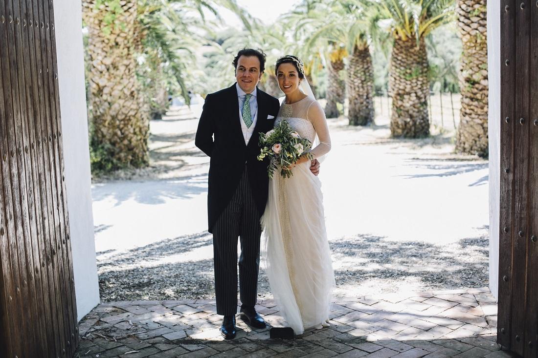 Una boda en Zahara de los Atunes