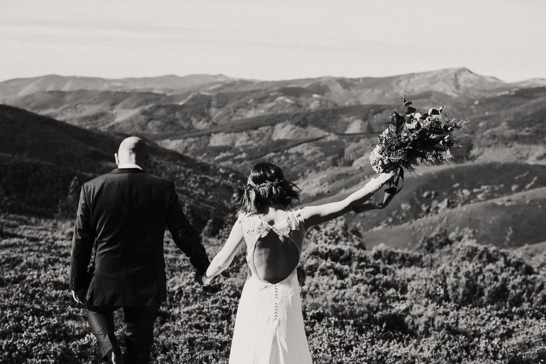 La boda de Elena en la Rioja
