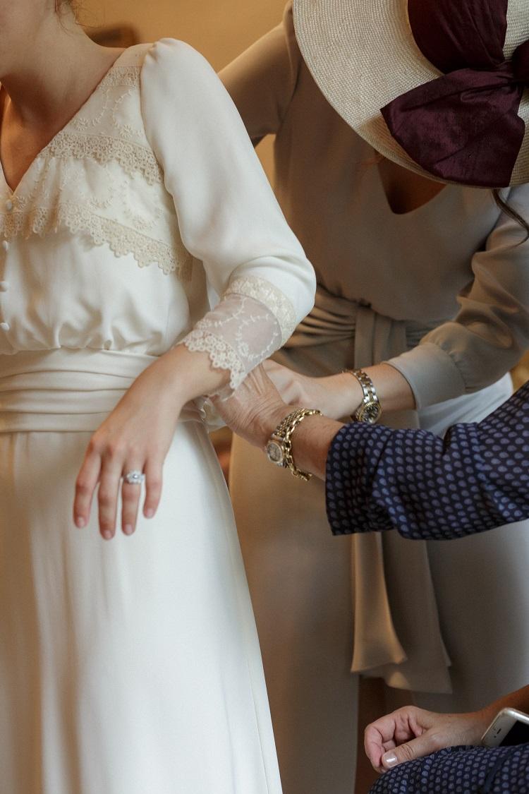 la boda de Elisa