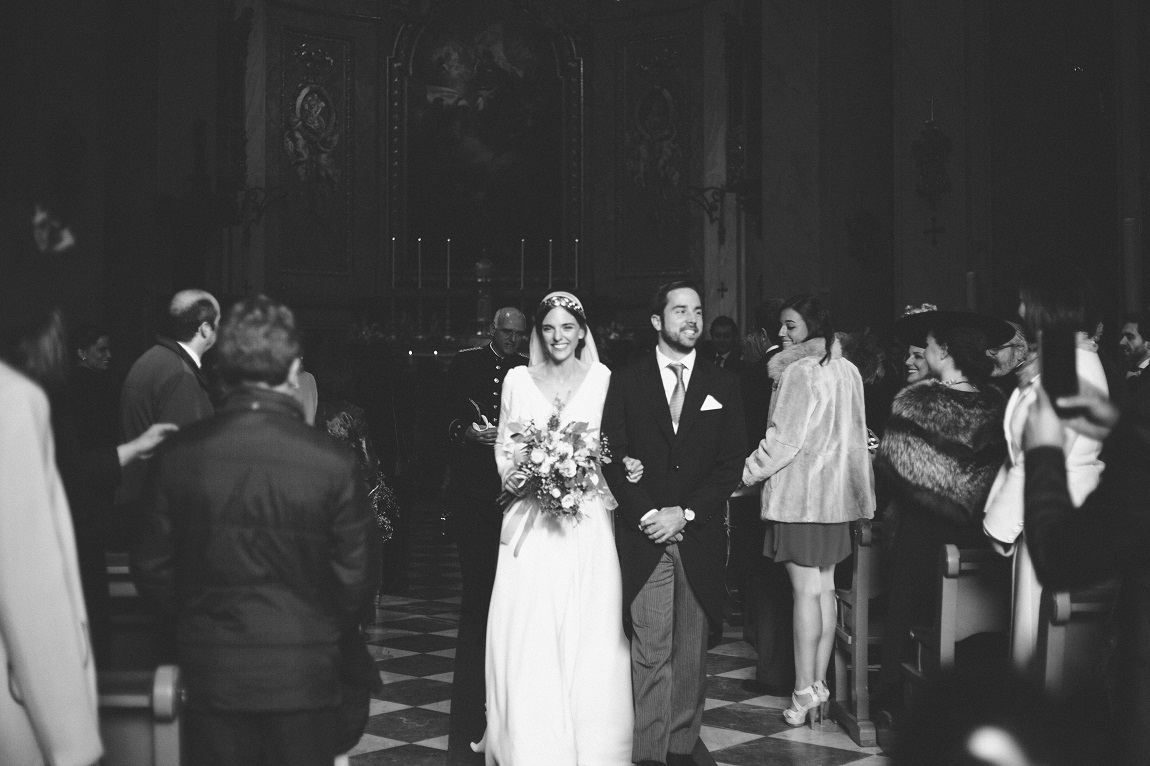 La boda de Barbara